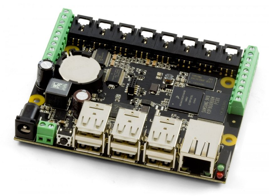 Phidgets Projects: Ad-Hoc Networks On The SBC