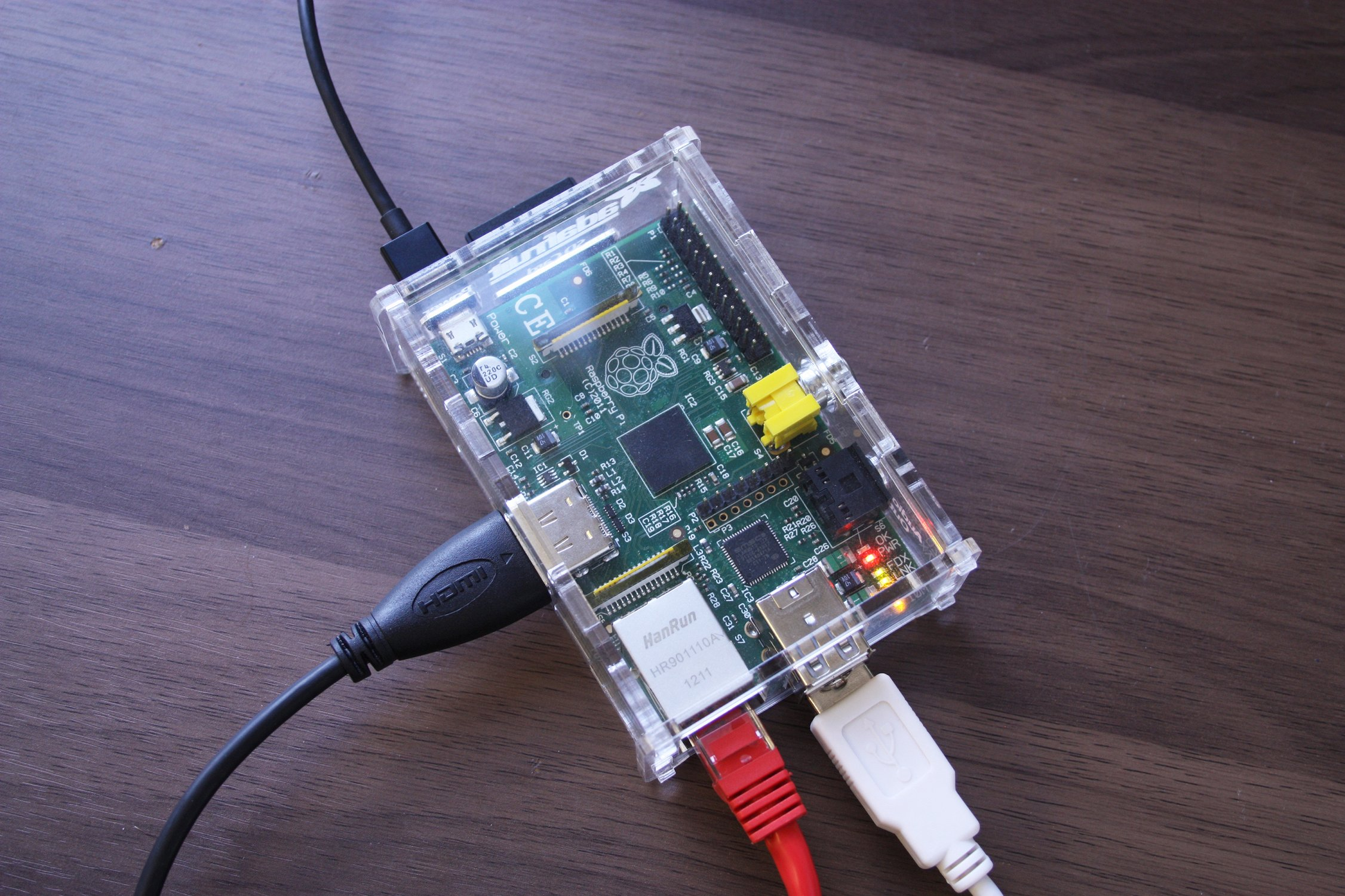 Phidgets Projects: Run Phidgets on the Raspberry Pi