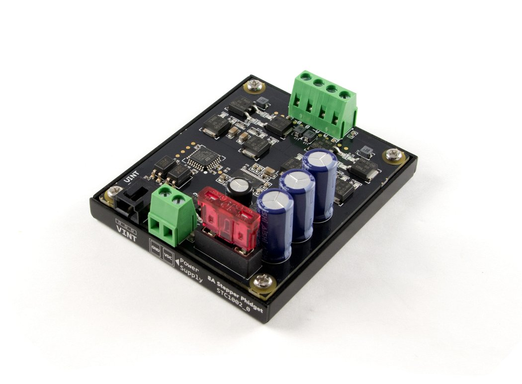 Phidgets Inc Products For Usb Sensing And Control Analog Temperature Controller 8211 Relay New Stepper