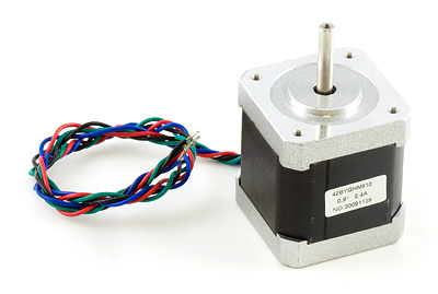 Stepper motor and controller primer phidgets support for Stepper motor position control