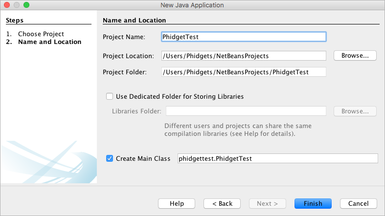 Java netbeans mac nameproject.png