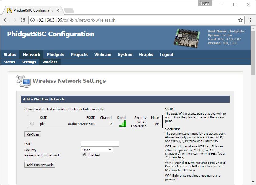 PhidgetSBC4 - SBC3003_0 at Phidgets