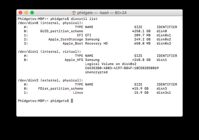 OS - Phidget SBC - Phidgets Support