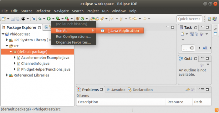 Java eclipse linux run.png