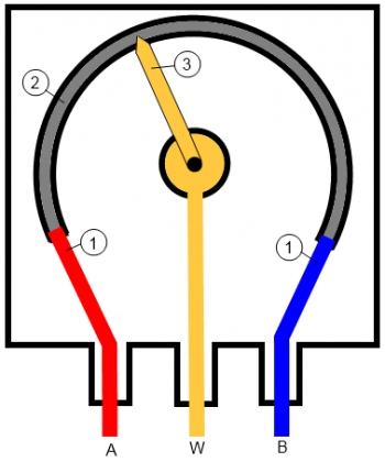 Dial Rheostat Wiring Diagram - Wiring Diagram