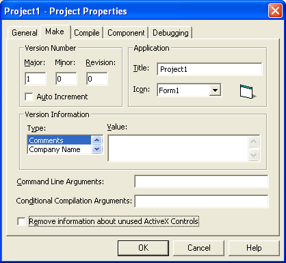Unused ActiveX Controls