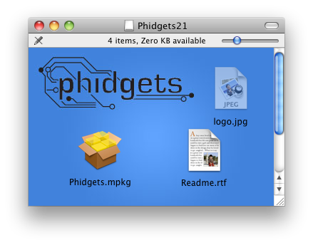 OS - OS X - Phidgets Legacy Support