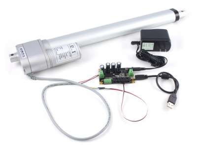 Linear Actuator - PID Control - Phidgets Legacy Support