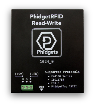 PhidgetRFID Read-Write