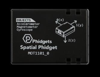 Spatial sensor