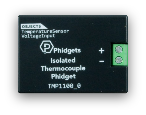 Isolated Thermocouple Phidget