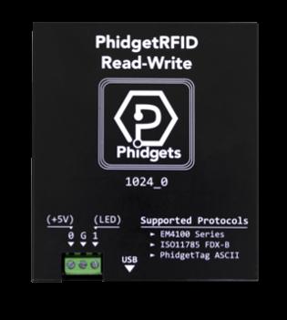 PhidgetRFID Read-Write