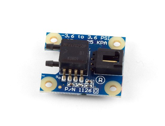 1126_0 - Differential Air Pressure Sensor ± 25kPa
