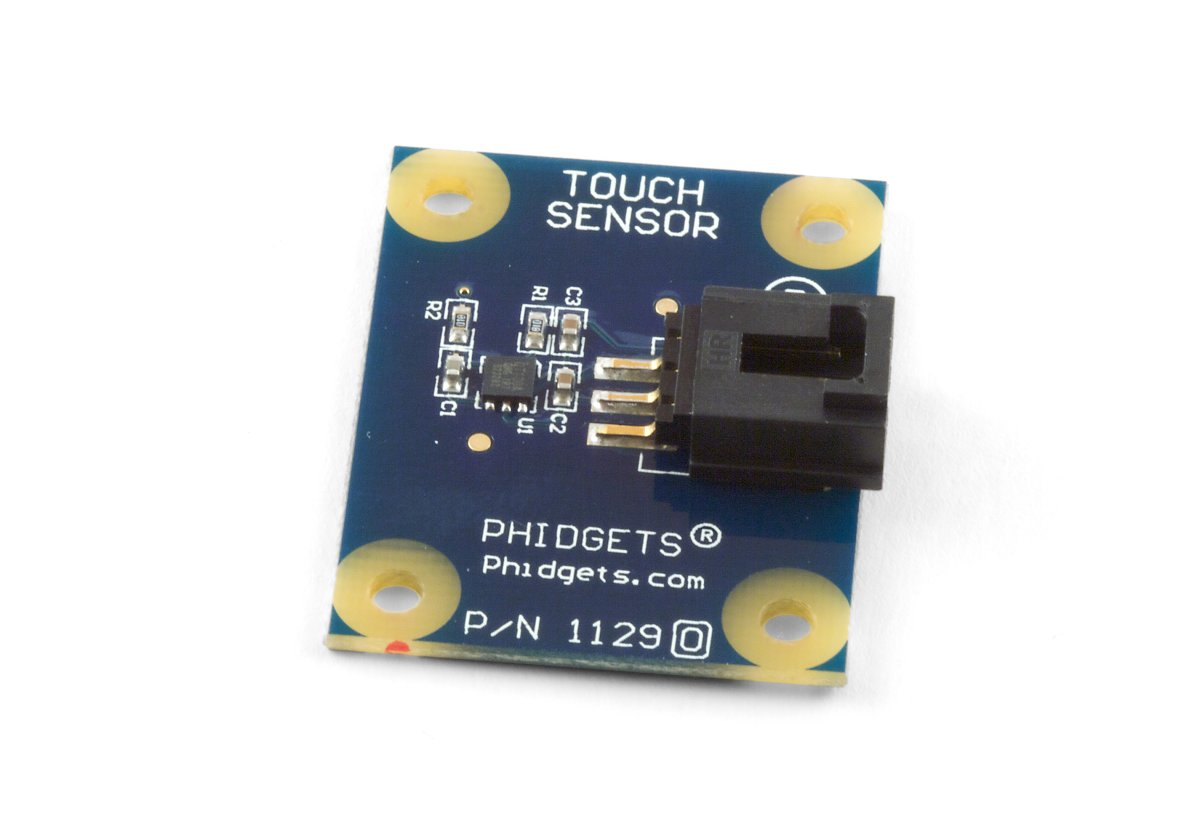 Touch Sensor 1129 0 At Phidgets