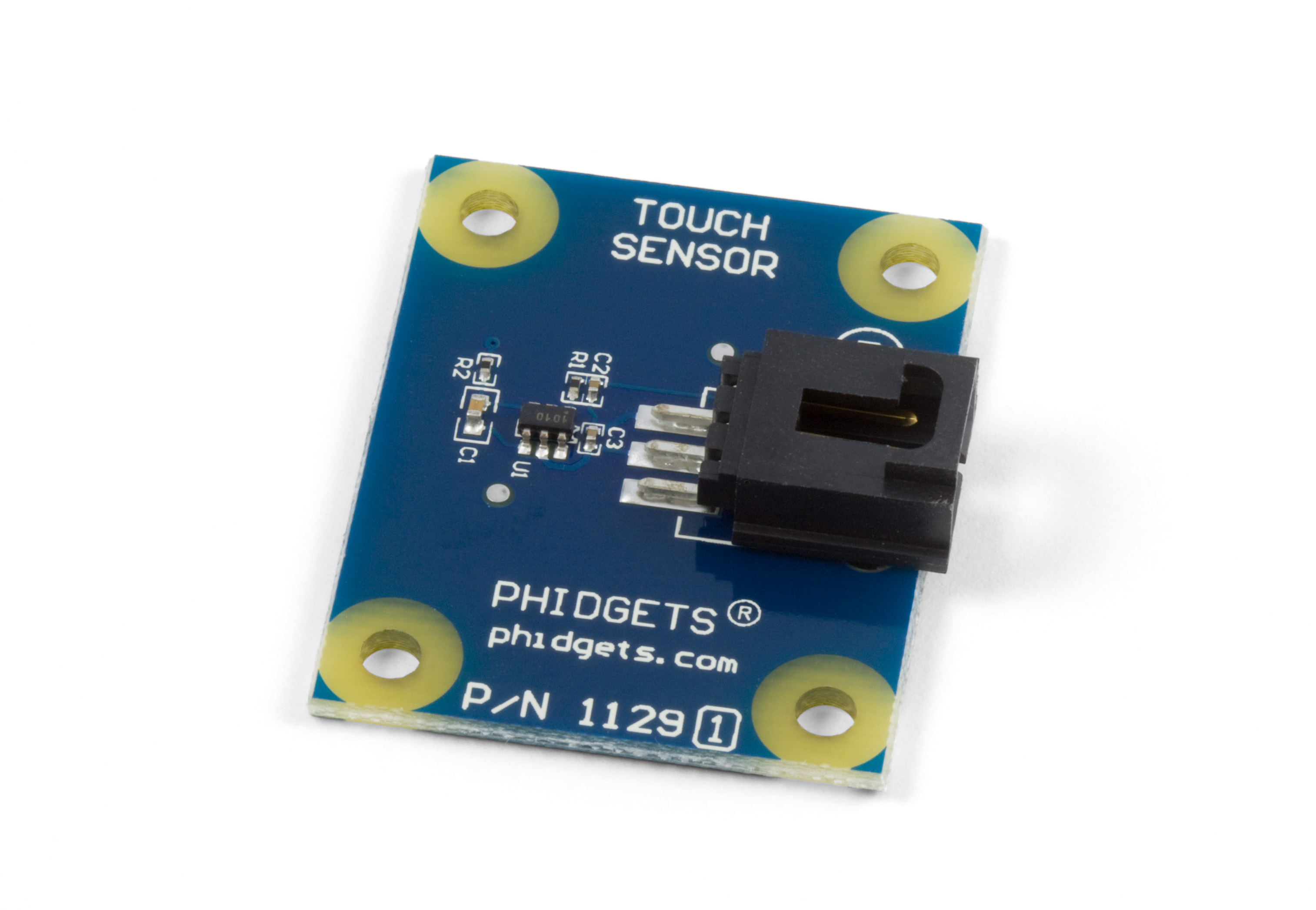 Touch Sensor 1129 1 At Phidgets Capacitive Circuit