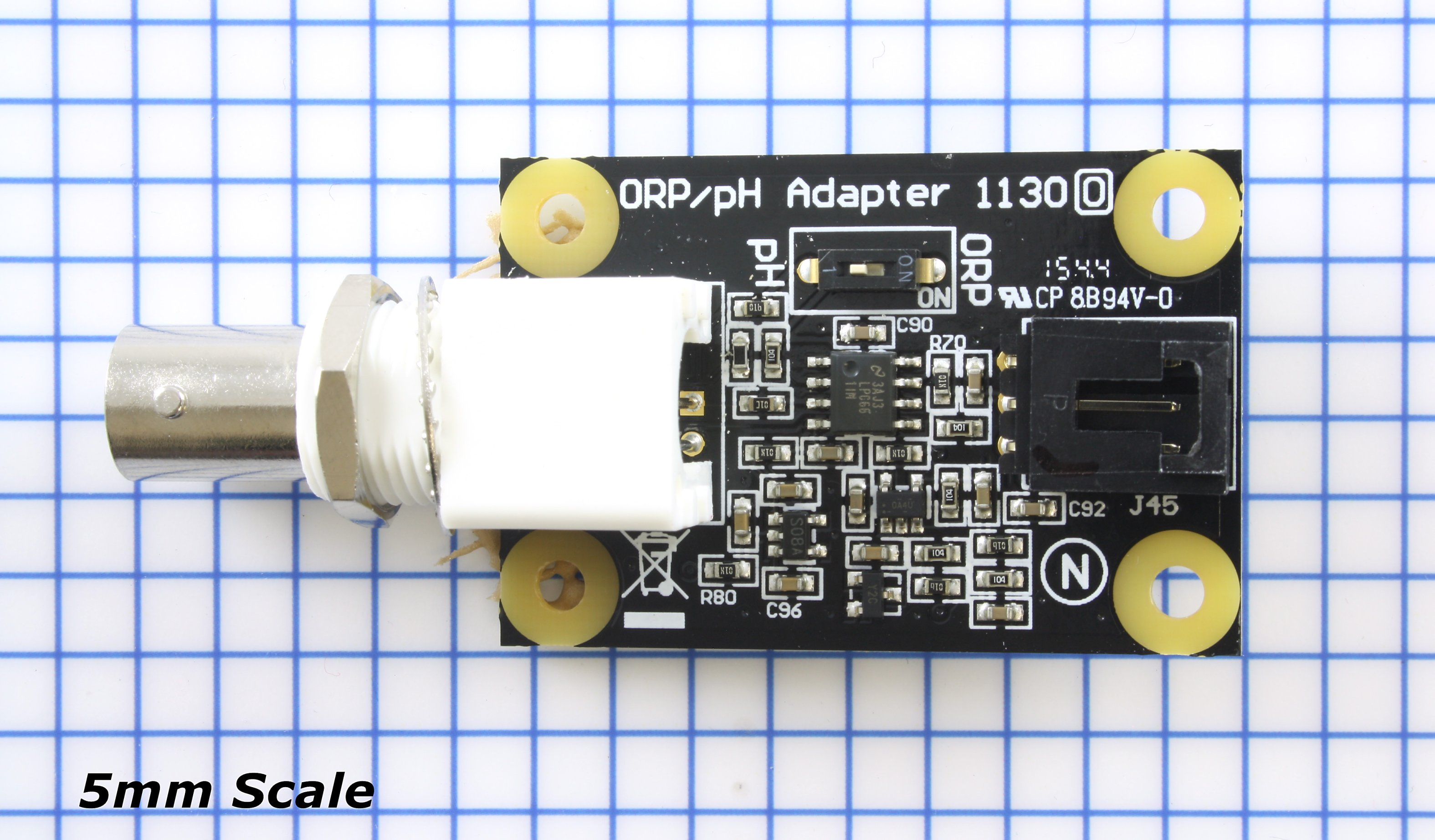 Ph Orp Adapter 1130 0 At Phidgets Circuit Sensor For Arduino Sale