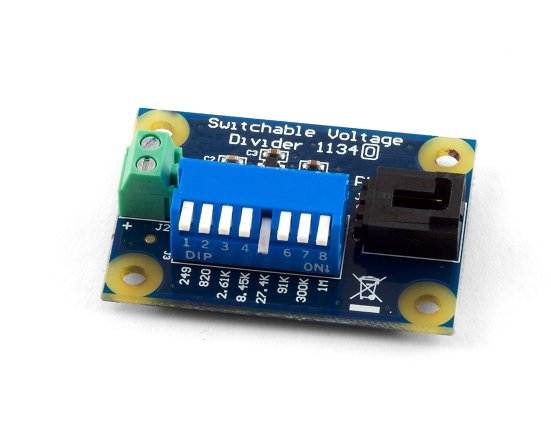 Adjustable adapter for resistance based sensors.