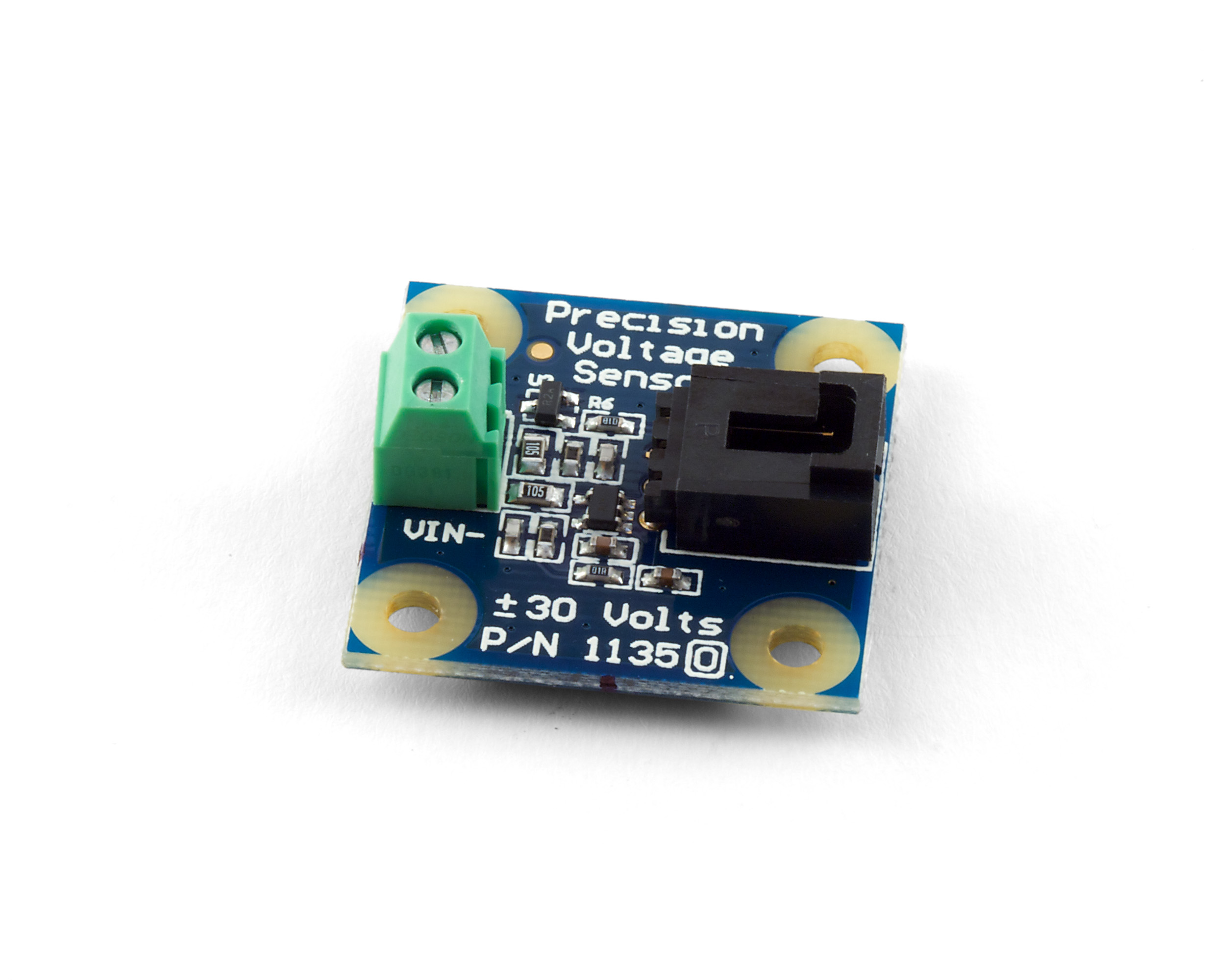 Precision Voltage Sensor - 1135_0 at Phidgets