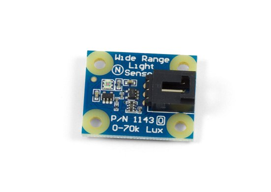 70000 lux light sensor