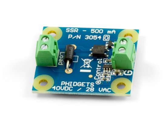 3054_0 - SSR Relay Board 0.5A
