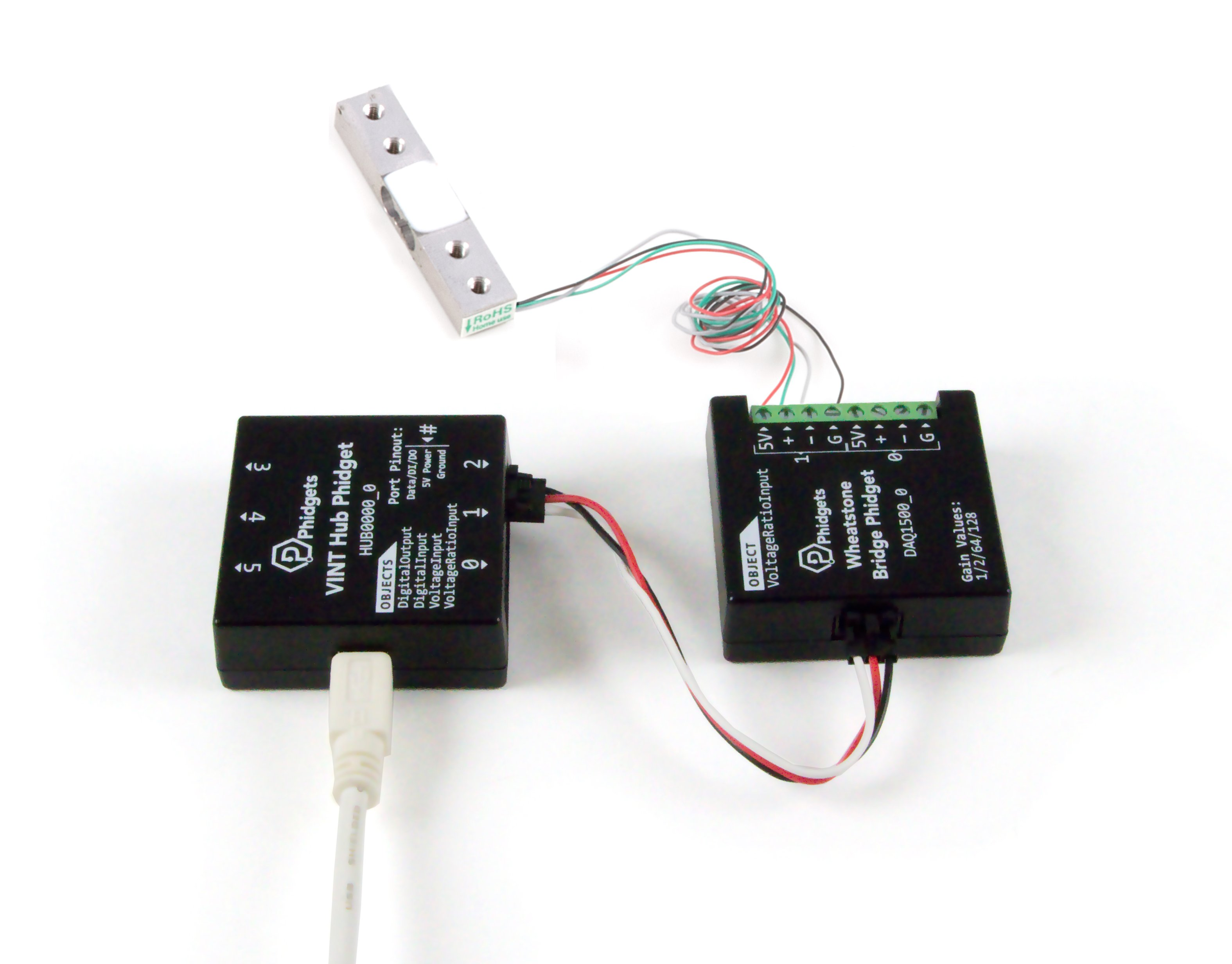Micro Load Cell (0-780g) - CZL616C - 3132_0 at Phidgets