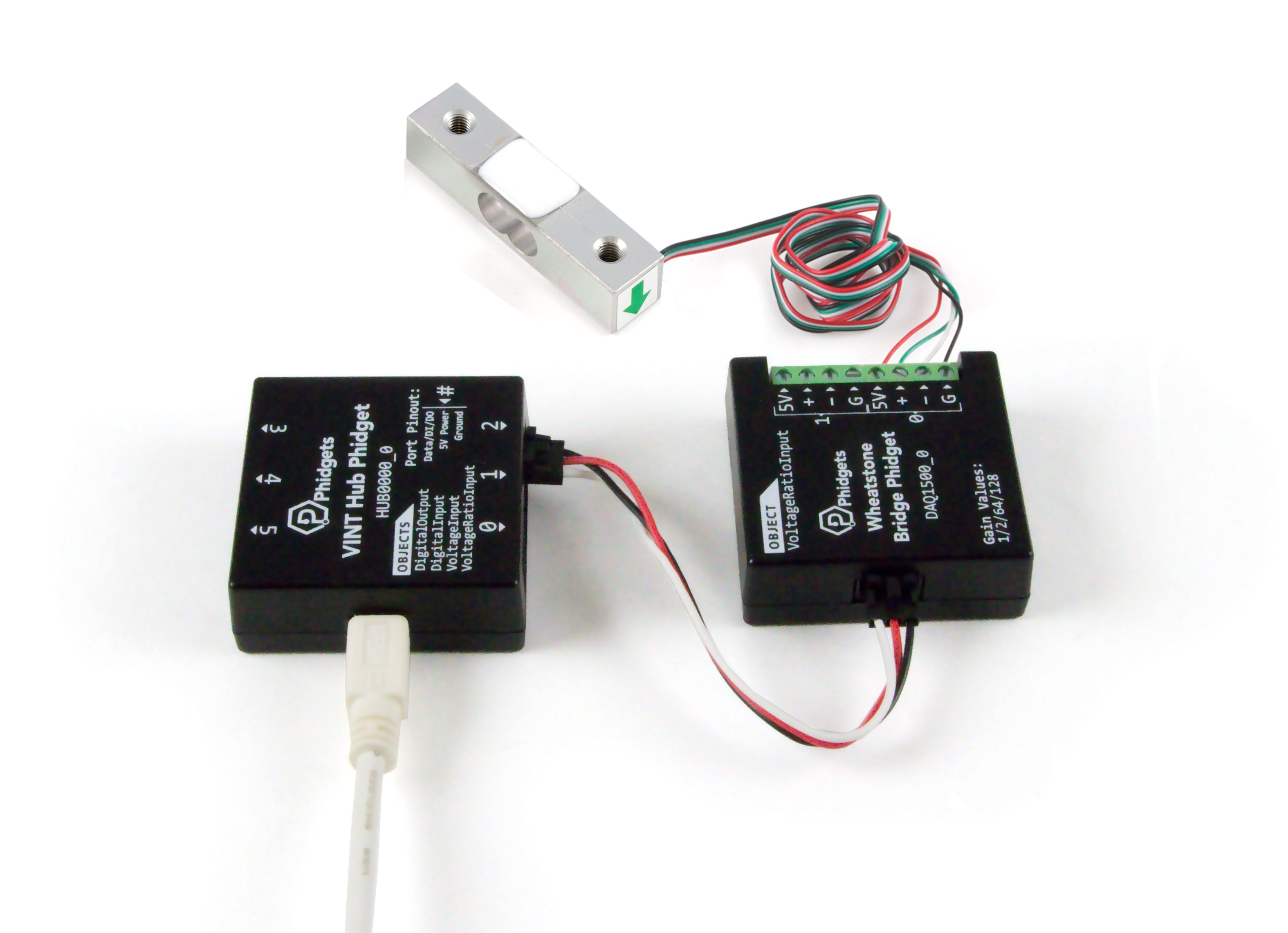Micro Load Cell (0-20kg) - CZL635