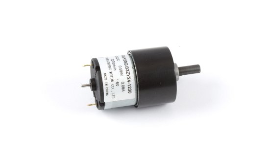 12V brushed DC motor