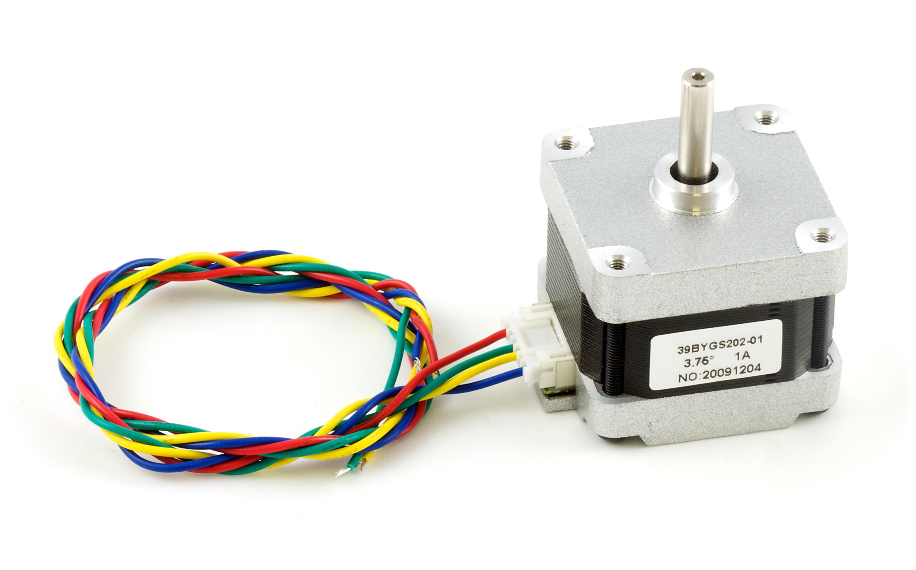 Nema 17 Bipolar 32mm Stepper 3304 0 At Phidgets Motor Wiring Nema17