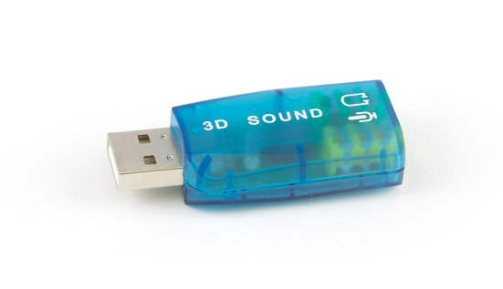 3401_0 - HY554 USB to Audio Adapter