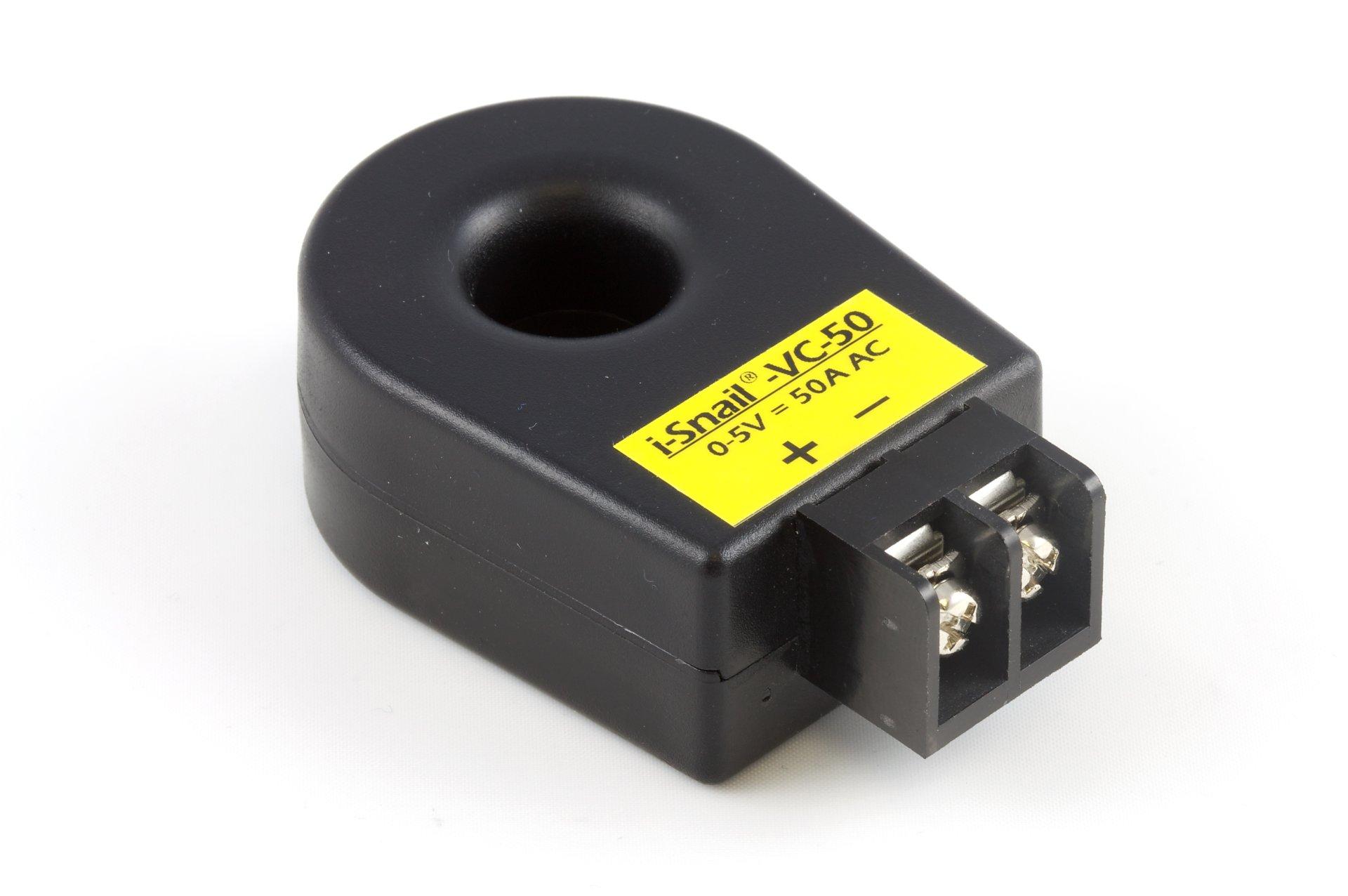 Current Sensing Probe : Phidgets inc i snail vc ac current sensor amp