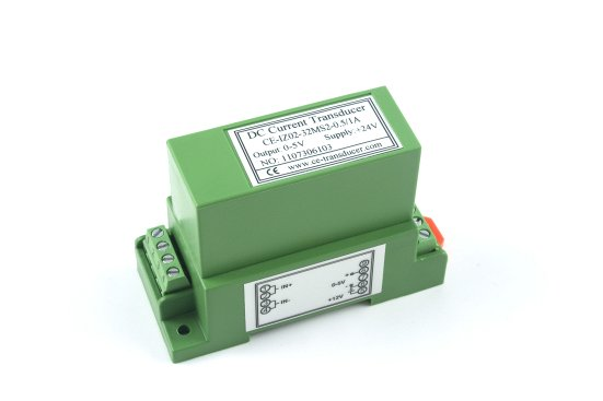 1A DC current sensor