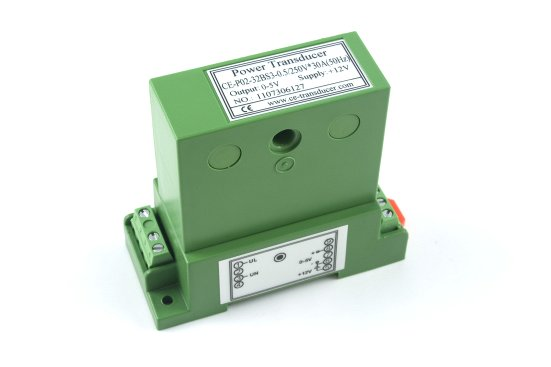 3514_0 - CE-P02-32BS3-0.5 AC Active Power Sensor 0-250V*0-30A (50Hz)