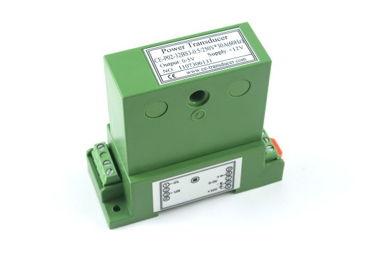 3515_0 - CE-P02-32BS3-0.5 AC Active Power Sensor 0-250V*0-30A (60Hz) - Discontinued