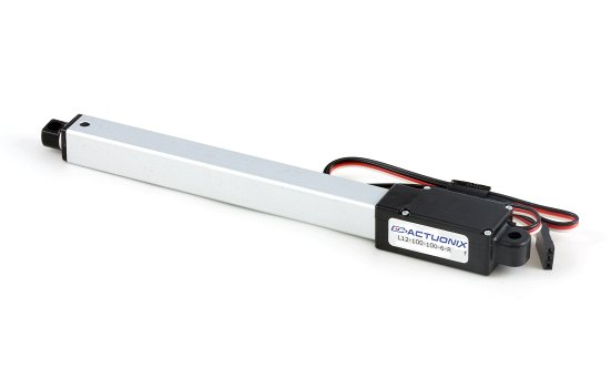 L12 series RC linear actuator