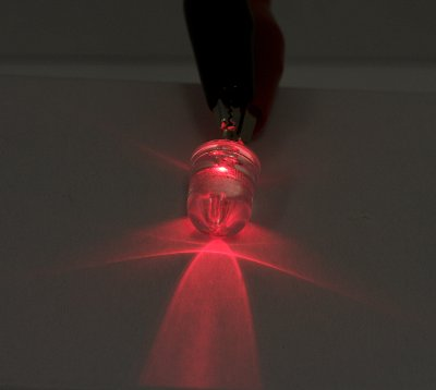 10mm Red LED (Bag of 20)