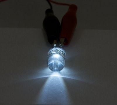 10mm White LED (Bag of 10)