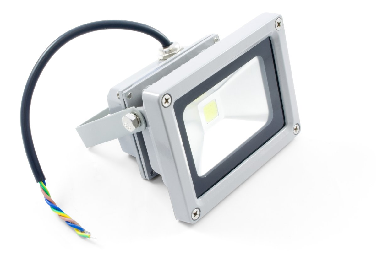 12v Flood Lights Led : Led flood light v dc w at phidgets