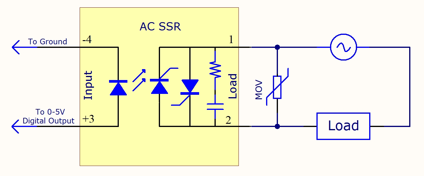 solid state relay circuit schematic get free image about wiring diagram