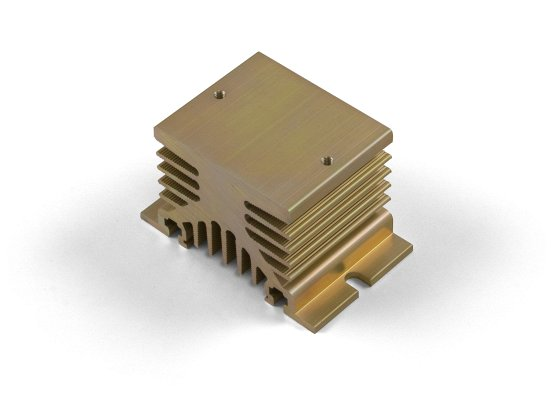 3960_0 - Small Heatsink for SSR