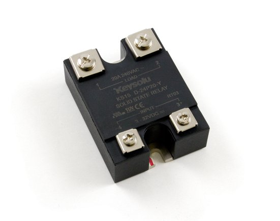 AC Solid State Relay - 280V 20A