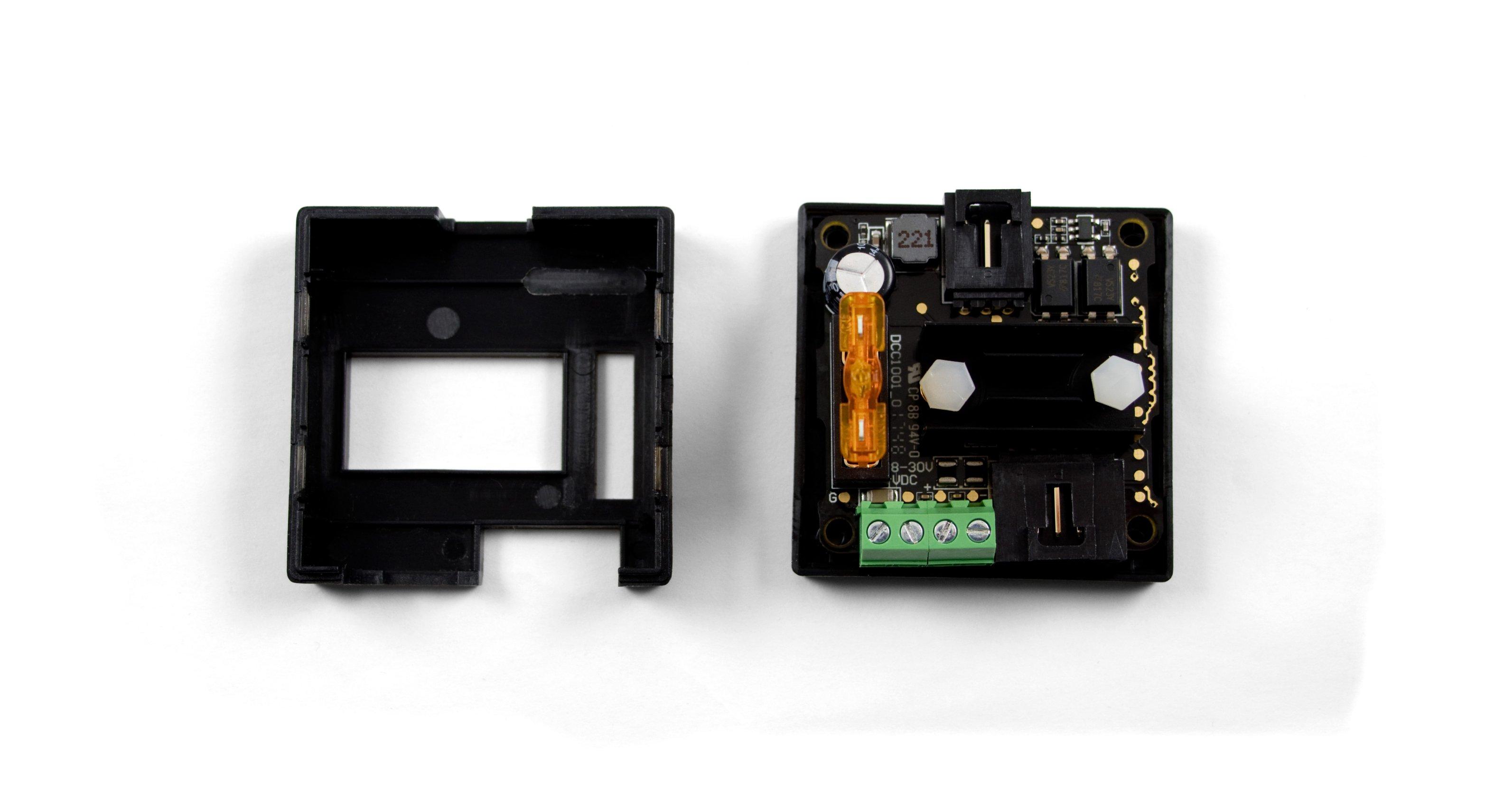 2a Dc Motor Phidget Dcc1001 0 At Phidgets Fan Starts To Rotate 40 C On The Heatsink Inside