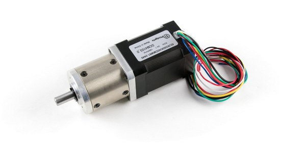 42DMW61 NEMA17 Brushless Motor with 24:1 Gearbox