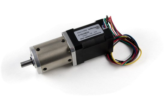 42DMW61 NEMA17 Brushless Motor with 56:1 Gearbox