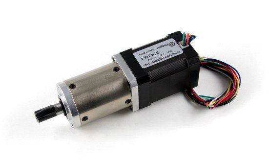42DMW61 NEMA17 Brushless Motor with 106:1 Gearbox