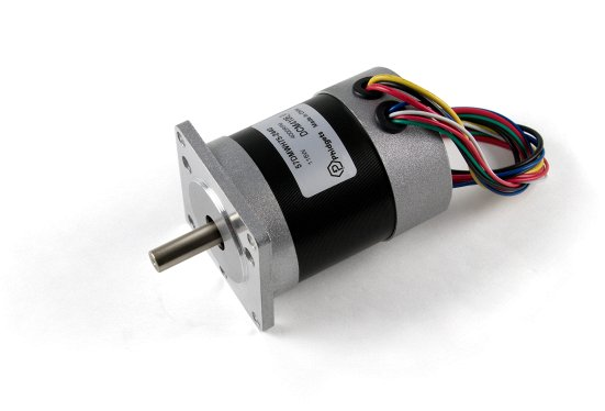 57DMWH75 NEMA23 Gearless Brushless Motor