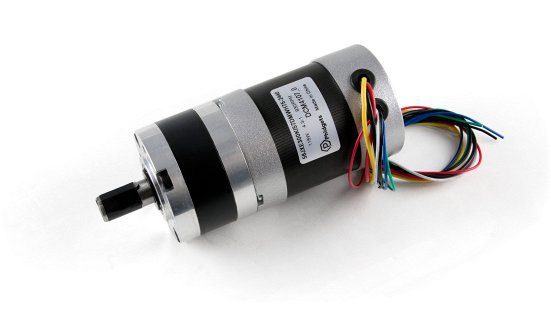 57DMWH75 NEMA23 Brushless Motor with 4.25:1 Gearbox