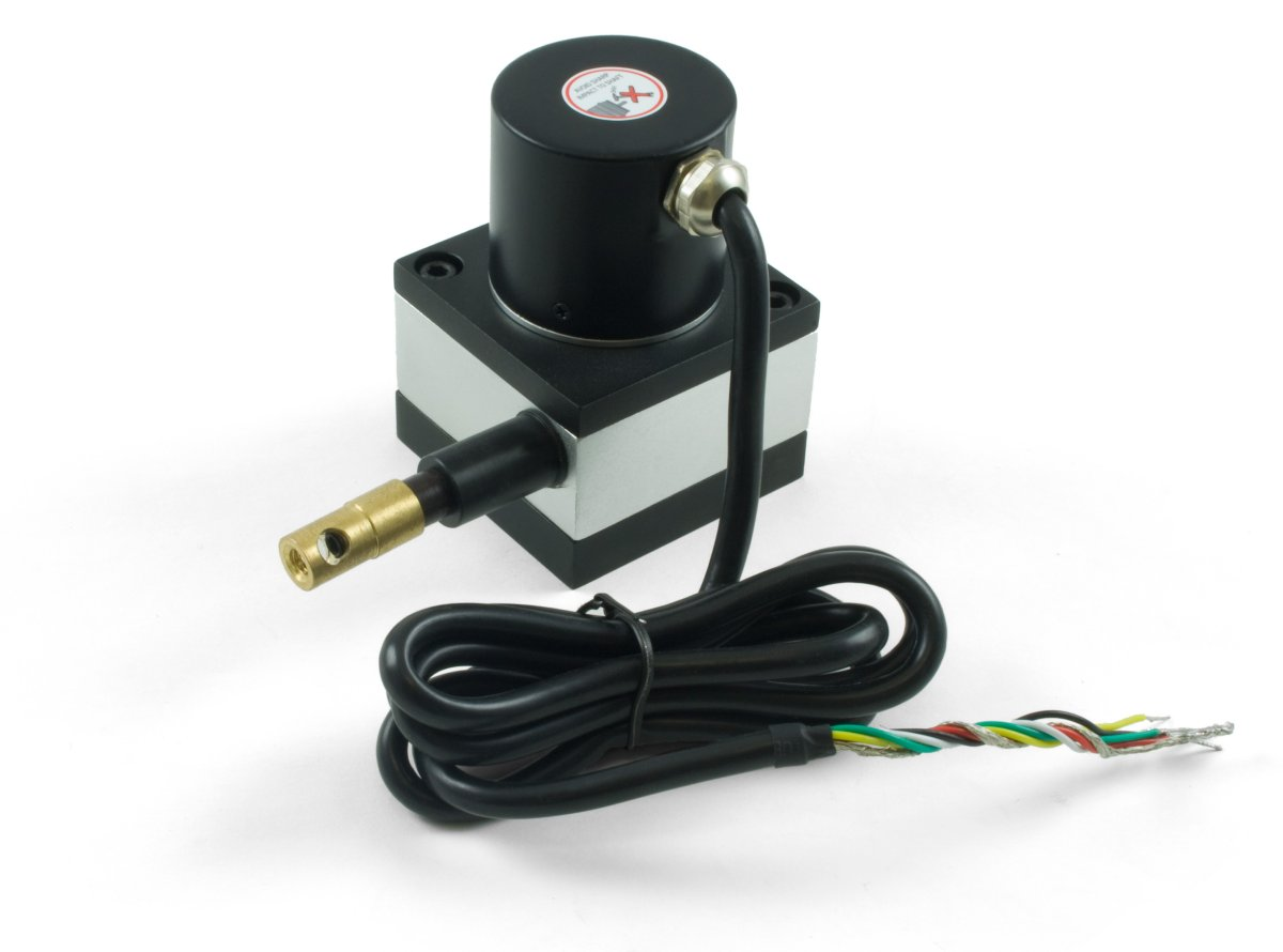 Draw Wire Encoder (1.5m) - ENC4107_0 at Phidgets