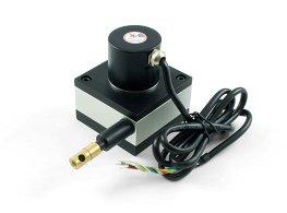 Phidgets HighSpeed Encoder Kabel 50cm +5V DC 26AWG Molex 50-57-9405 Stecker