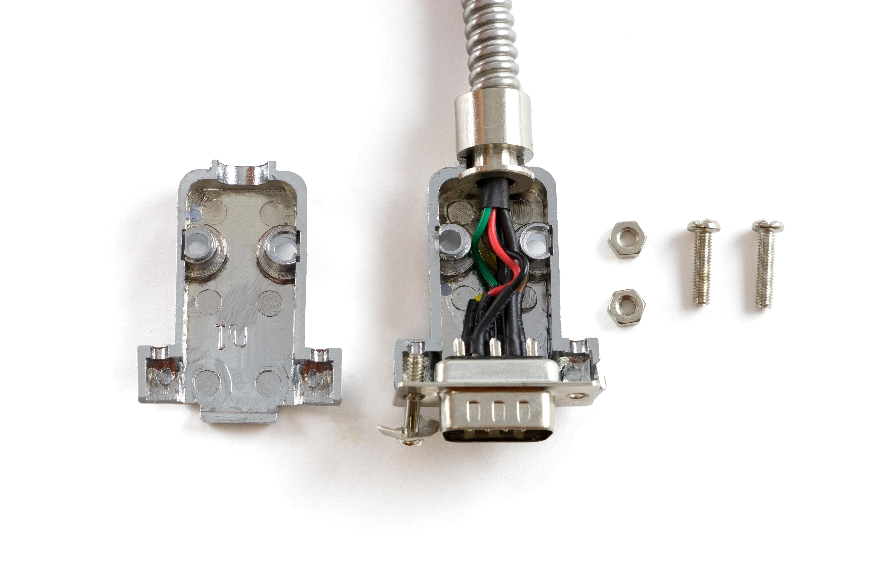 Encoder wiring