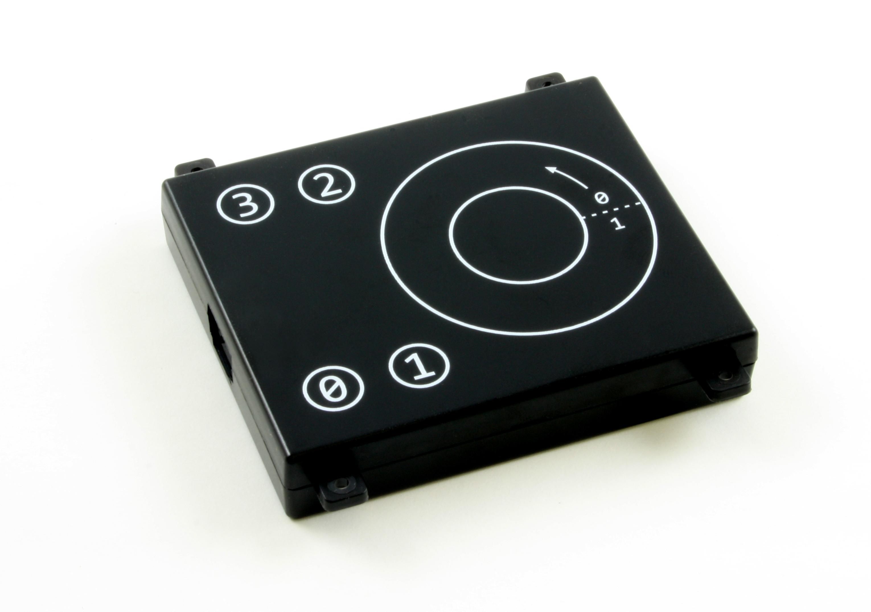 Touch Wheel Phidget - HIN1001_0 at Phidgets